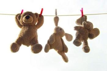 Для профилактики рецидива молочницы все детские игрушки нужно кипятить или протирать содой
