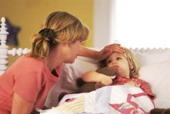 Как распознать краснуху у ребенка и помочь ему