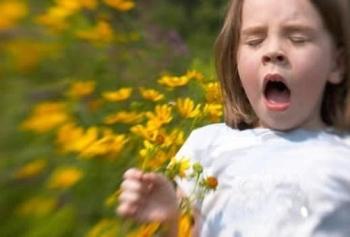 Чаще всего бронхиальная астма у детей развивается на фоне аллергии