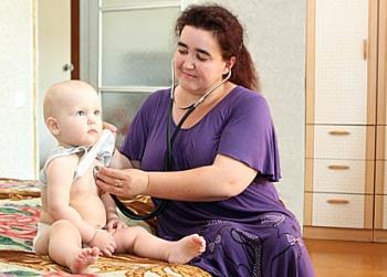 Что важно рассказать врачу о лающем кашле у вашего ребенка