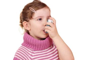 Лечение и купирование приступов бронхиальной астмы у детей