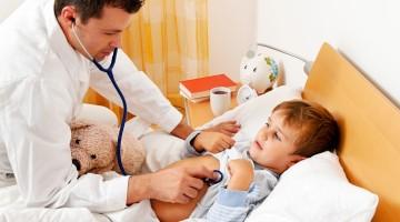 Симптомы, первые признаки и другая полезная информация о пневмонии у детей
