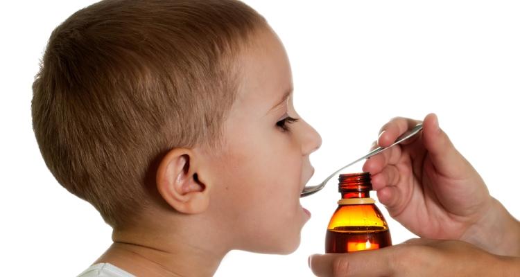 Список сиропов от кашля для детей