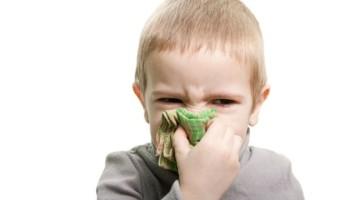 Зеленые сопли у ребенка и способы их лечения