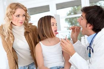 Как определить наличиие вирусной инфекции Эпштейна-Барр у ребенка