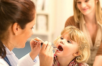 Определение аденоидов у детей