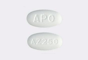 Способ применения препарата Азитромицин 250 для детей