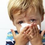 Сколько дней держится температура при ОРВИ у детей?