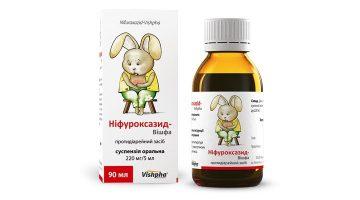Суспензия Нифуроксазид для детей: инструкция по применению, дозировка, отзывы