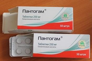Как принимать Пантогам для детей в таблетках и правила дозировки
