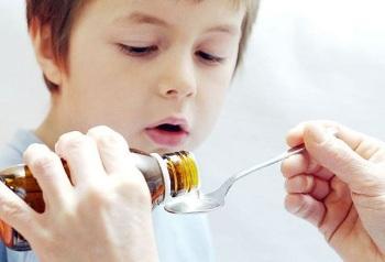 Дозировка детского сиропа Лазолван