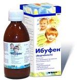 Препарат Ибуфен в сиропе - инструкция по применению для детей и отзывы родителей