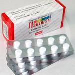 Препарат Пантогам в таблетках - применение для детей и условия отпуска в аптеках