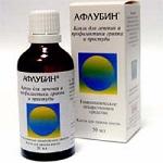 Афлубин - инструкция по применению, цена и условия отпуска в аптеках противовирусного препарата