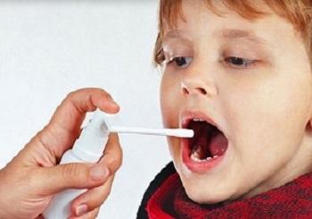 Как правильно применять препарат Тантум Верде в виде спрея для детей