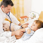 Как протекает пневмония у детей - симптомы и первые признаки болезни