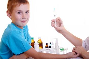 Какой может быть реакция на прививку Манту у ребенка