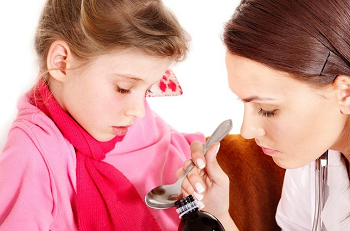 Суспензия Синекод от кашля для детей - показания к применению и правила дозировки