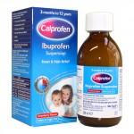 Жаропонижающий сироп для детей Ибупрофен и его применение