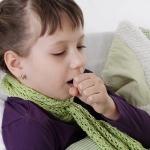 Основные причины возникновения сухого кашля у детей