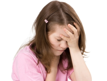 У ребенка болит голова