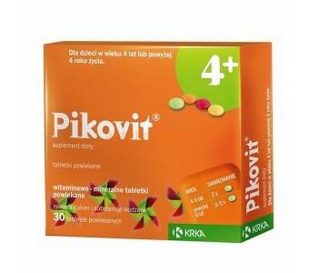 Витамины для детей для повышения иммунитета Пиковит