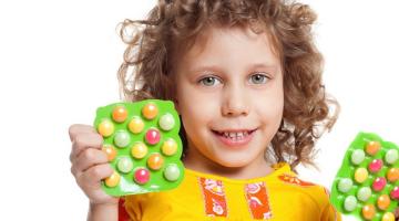 Витамины для детей от 7 лет: общая информация