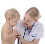 Малыш и детский врач
