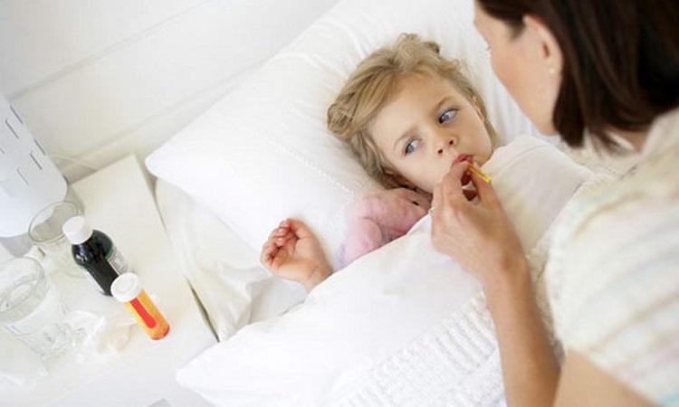 Схемы лечения паротита у детей - необходимые препараты и медикаменты