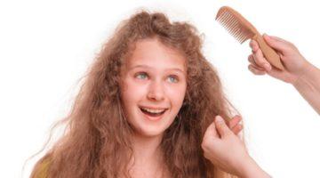Аллергия на голове в волосах у ребенка фото с пояснениями