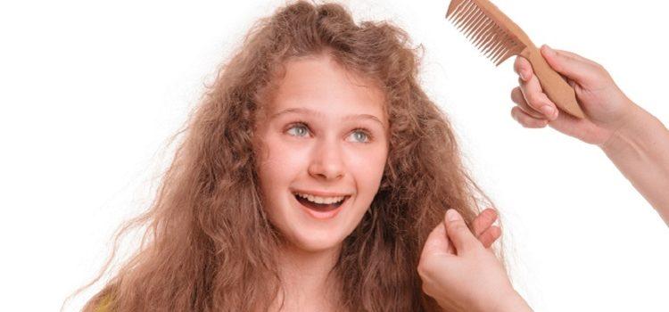 Вши в волосах у детей - какие причины возникновения и фото