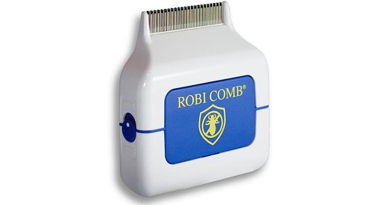 Средство от педикулеза для детей: электронный гребень Robi Comb