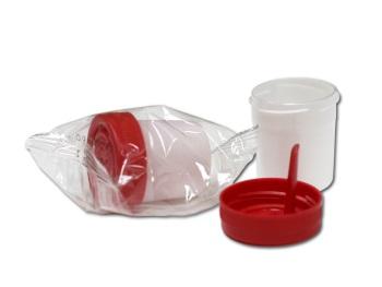 Где купить контейнер для сбора биоматериала и как собрать кал на анализ у грудничка