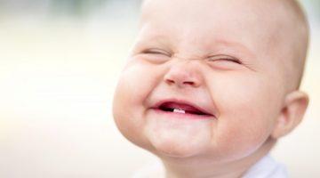 Схема и график прорезывания молочных зубов у детей, отклонения от сроков и их причины
