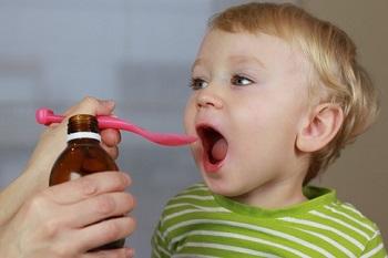 Отзывы о применении средства от сухого кашля у детей - Проспан