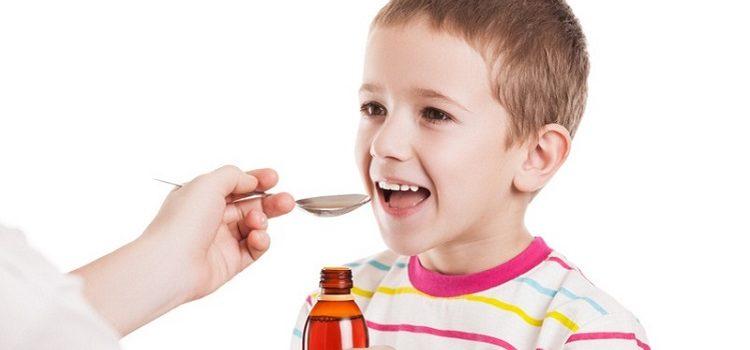 Проспан - сироп от кашля - инструкция по применению для детей