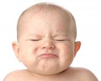 Побочные эффекты при применении каплей Боботик для новорожденных или грудничков