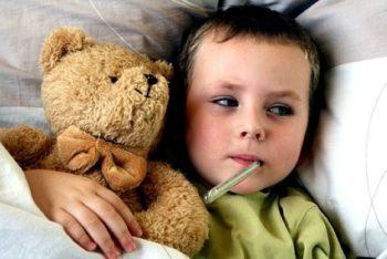 Действие сиропа Панадол для детей