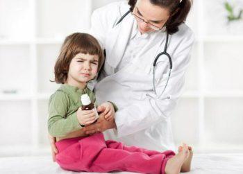Показания к применению суспензии Цефалексин для детей