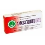 Ответ на вопрос, как давать амоксициллин в таблетках детям