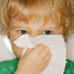 Правила поведения родителей при лечении ОРВИ у детей