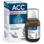 Подробная инструкция по применению сиропа от кашля для детей АЦЦ