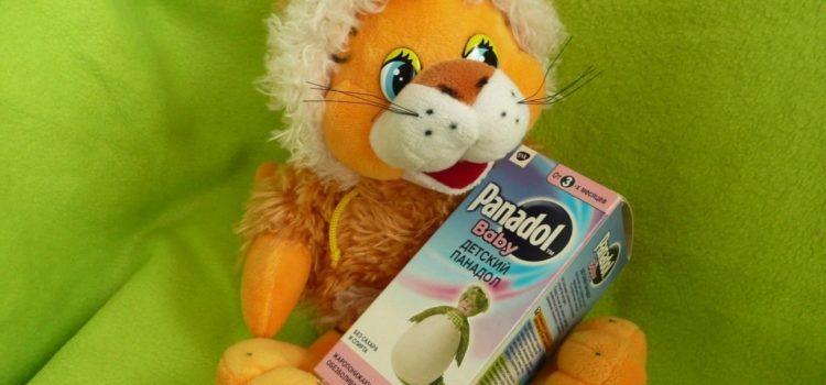 Панадол: инструкция по применению сиропа для детей