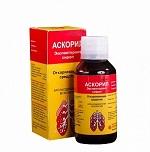 Сироп от кашля для детей Аскорил и его действующее вещество