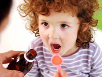 Принцип использования детского сиропа Панадол для детей