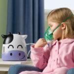 Выбираем ингалятор для ребенка от кашля и насморка