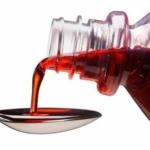 Препараты от мокрого кашля для детей: список и описание