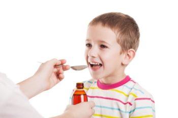 Дозировка сиропа Эпистат для детей