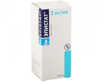 Лекарственный препарат в картонной упаковке