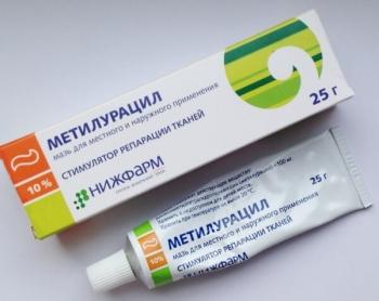 Инструкция по применению метилурациловой мази для детей: длительность курса и эффект